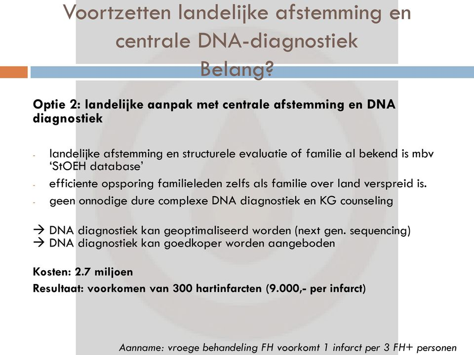 database - efficiente opsporing familieleden zelfs als familie over land verspreid is.