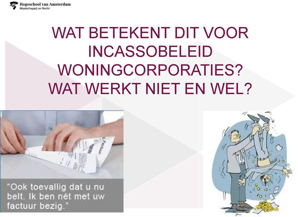 WONINGCORPORATIES?