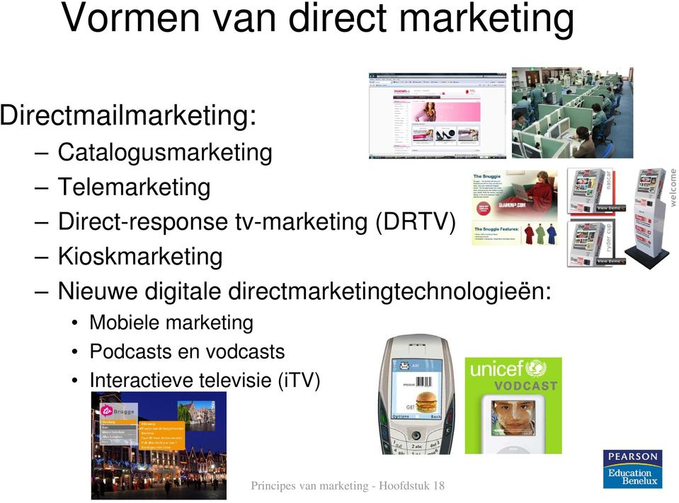 (DRTV) Kioskmarketing Nieuwe digitale