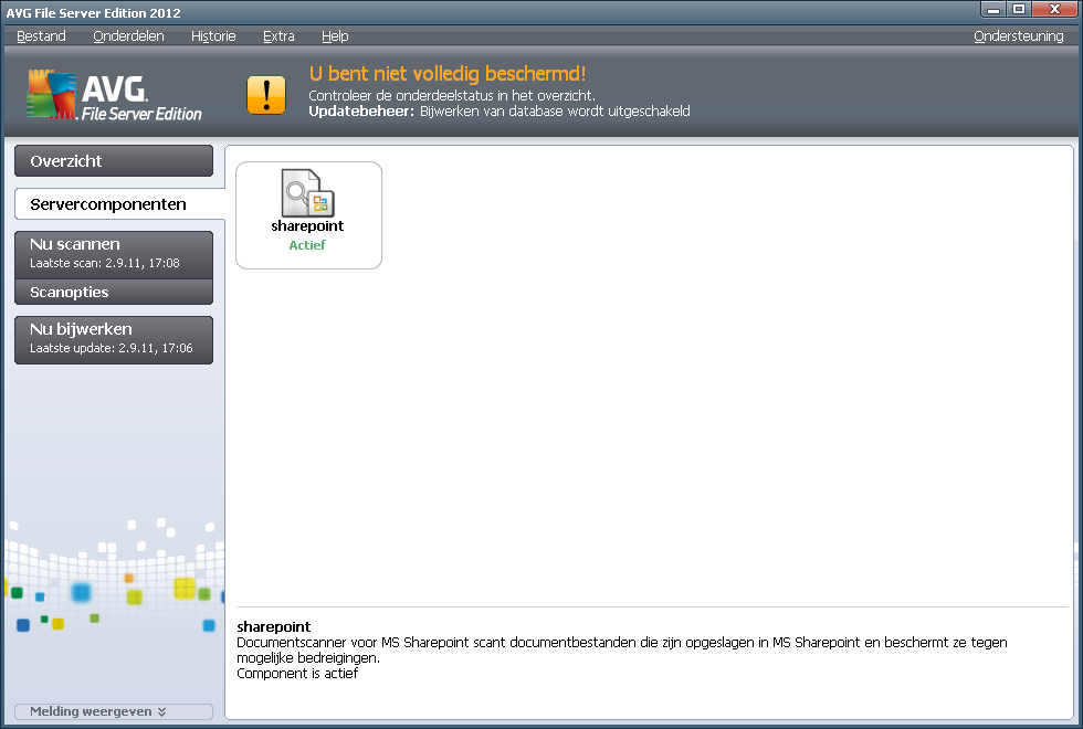 4. Documentscanner voor MS SharePoint 4.1.