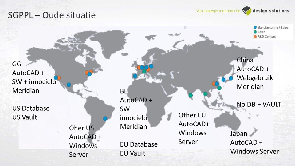 Meridian EU Database EU Vault Other EU AutoCAD+ Windows Server China