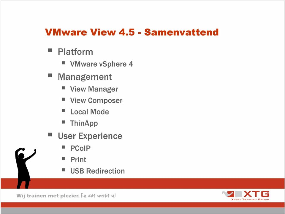 vsphere 4 Management View Manager View