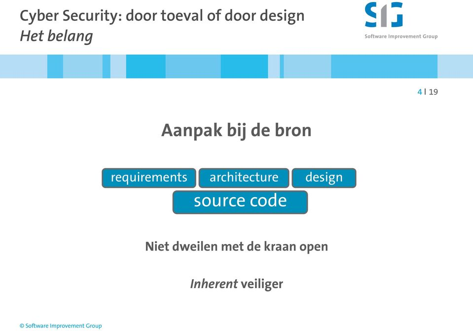 requirements architecture source code