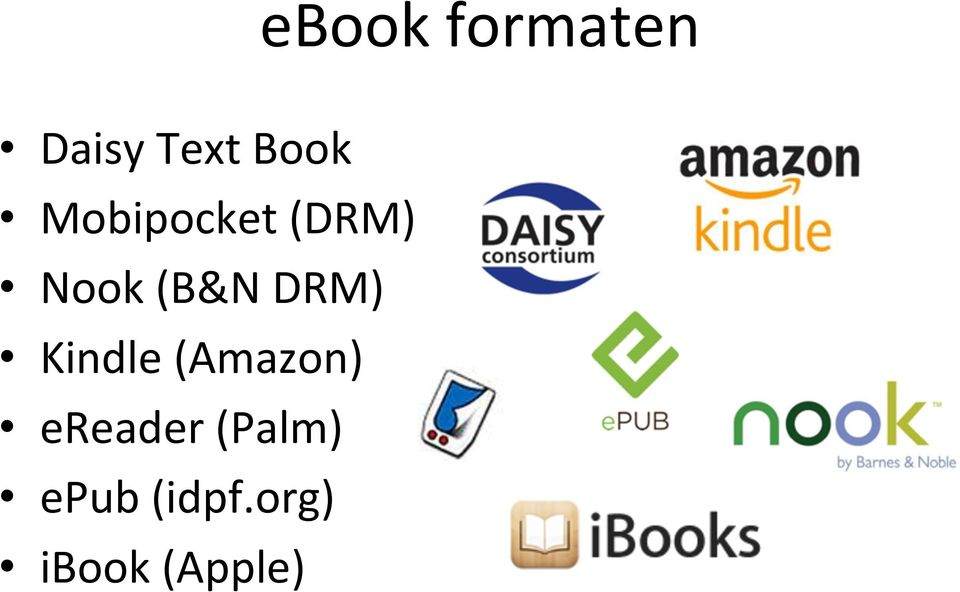 DRM) Kindle (Amazon) ereader