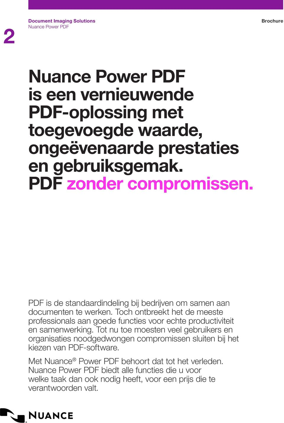 compare nuance power pdf and adobe
