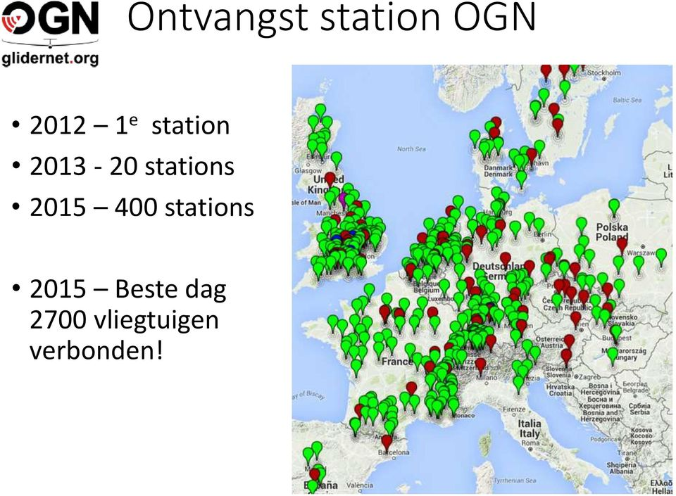 2015 400 stations 2015 Beste