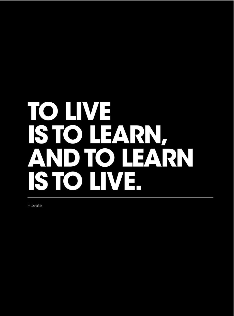 LEARN IS TO