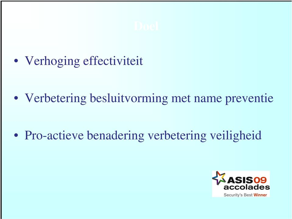 met name preventie