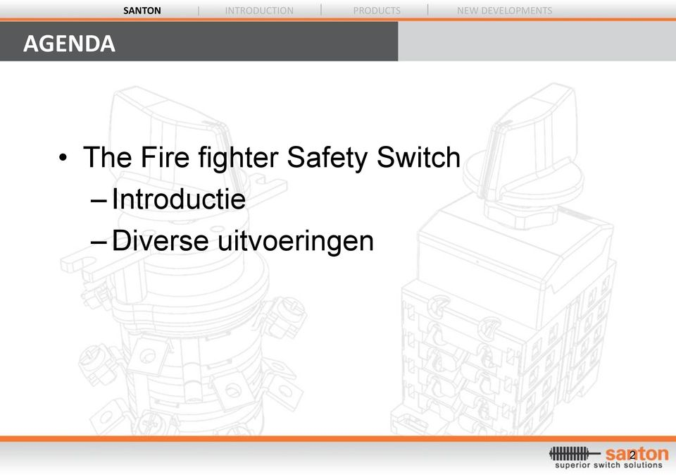 Fire fighter Safety Switch