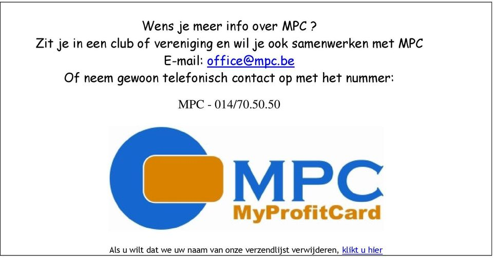 MPC E-mail: office@mpc.