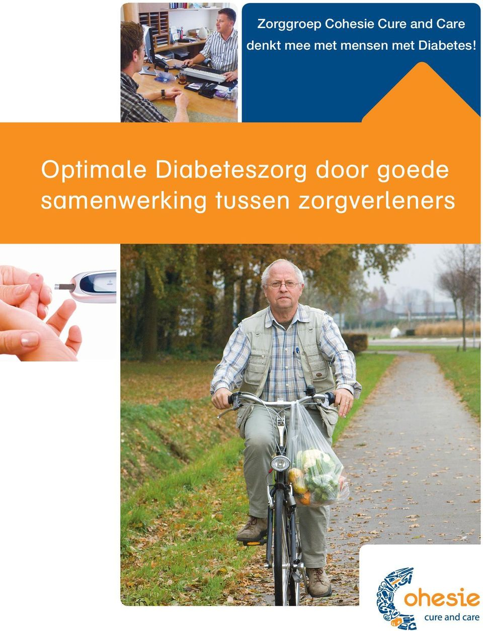 Optimale Diabeteszorg door goede