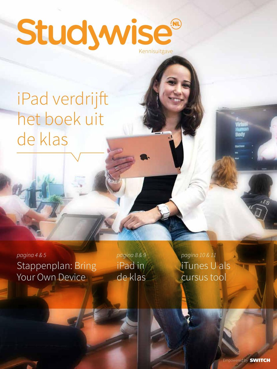 11 Stappenplan: Bring Your Own Device ipad