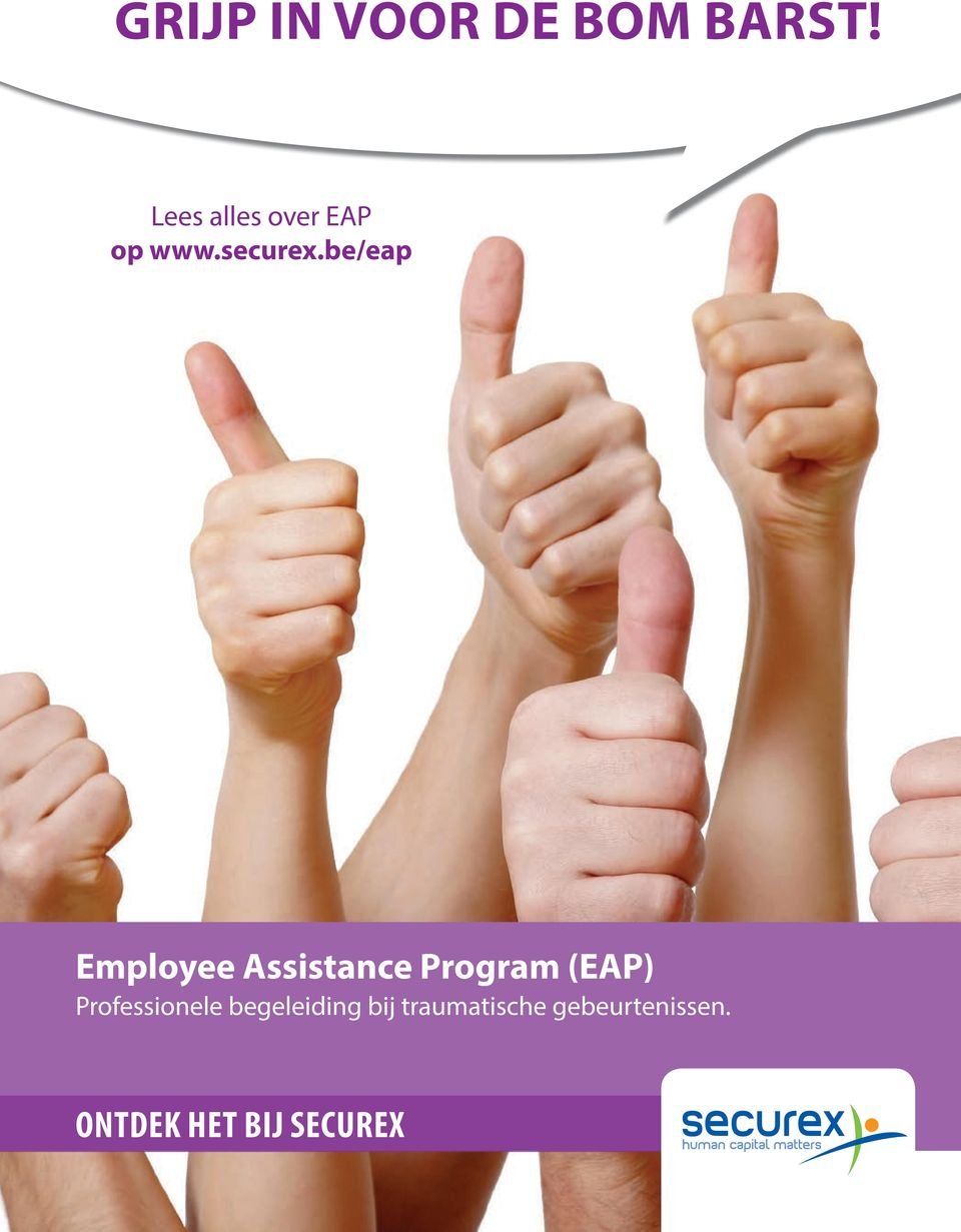 be/eap Employee Assistance Program (EAP)