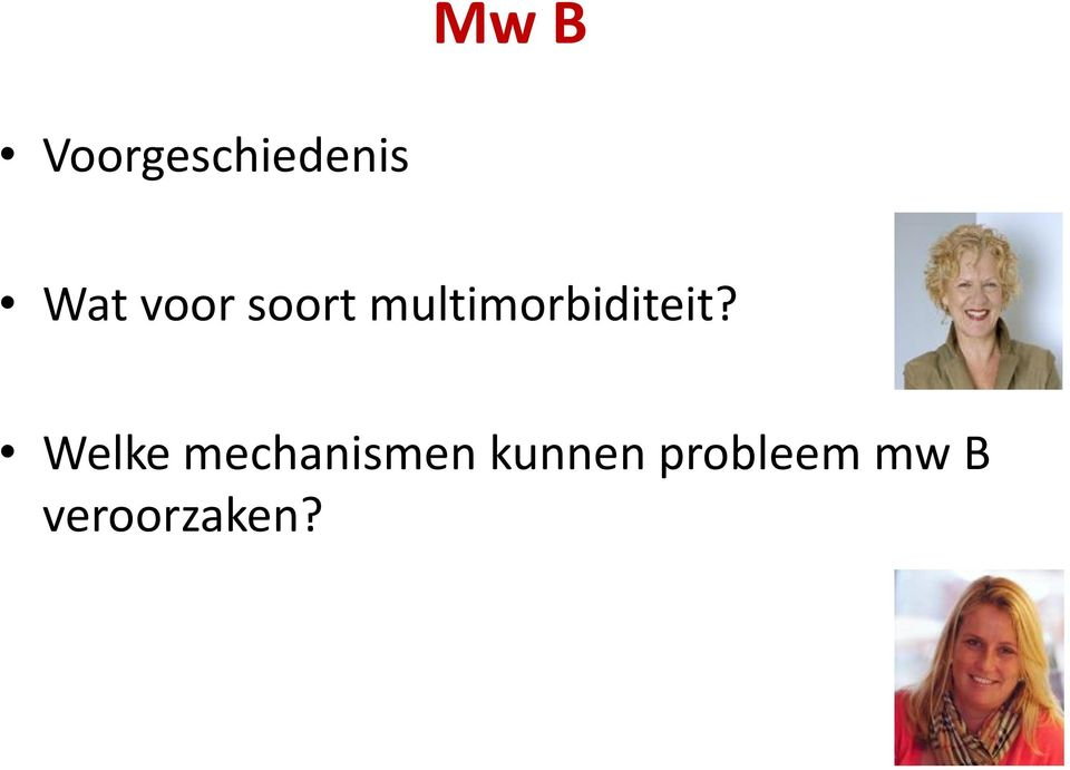 multimorbiditeit?