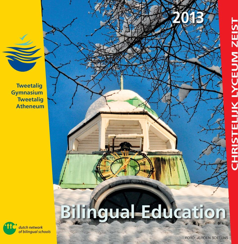 Bilingual Education FOTO: