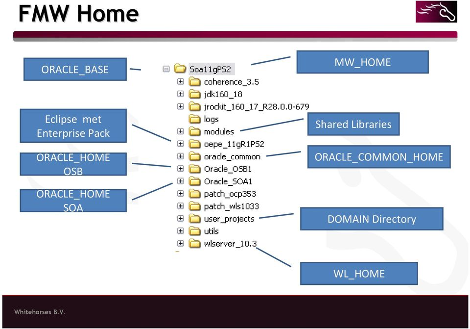 ORACLE_HOME SOA Shared Libraries