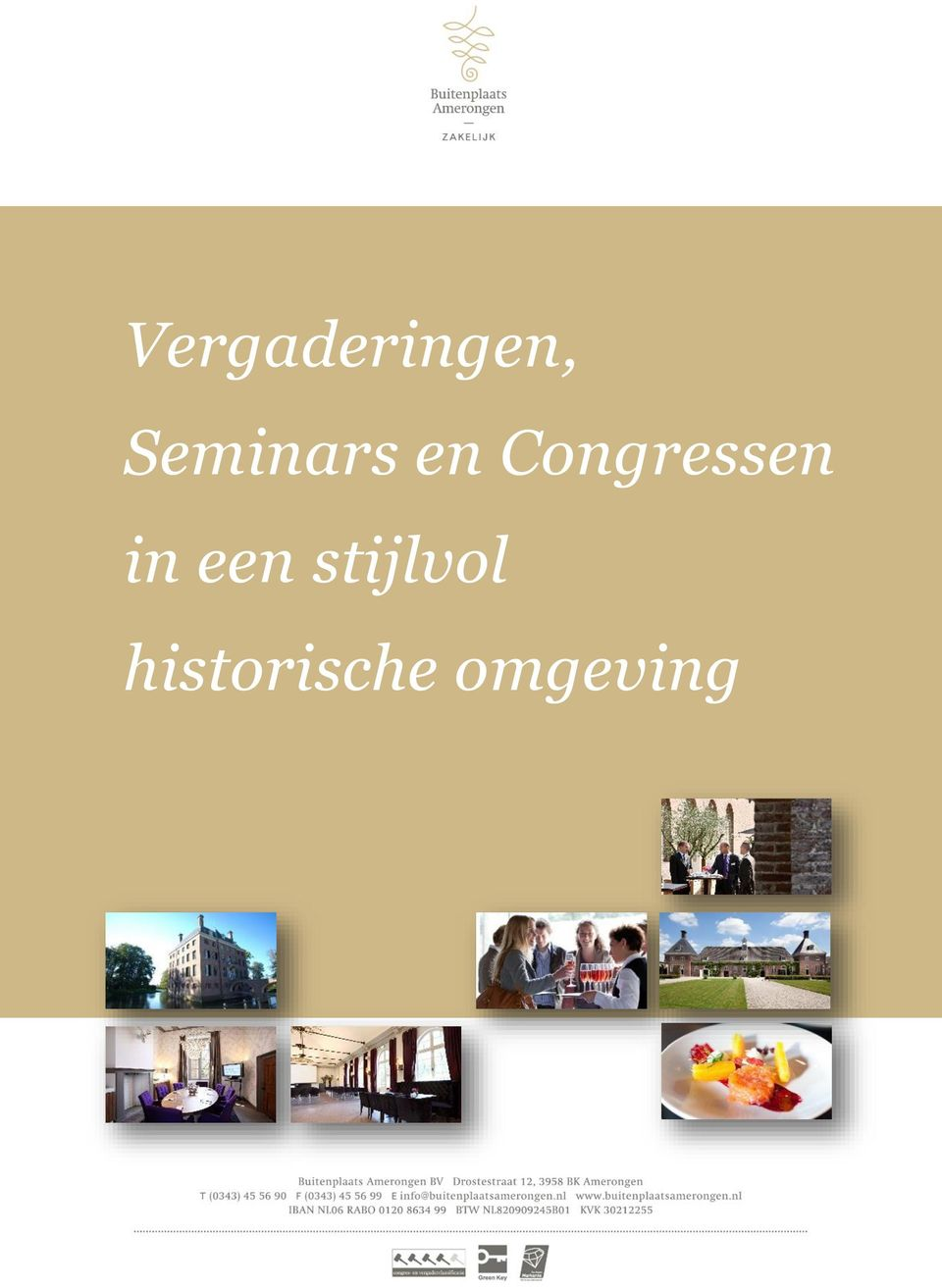 Congressen in een