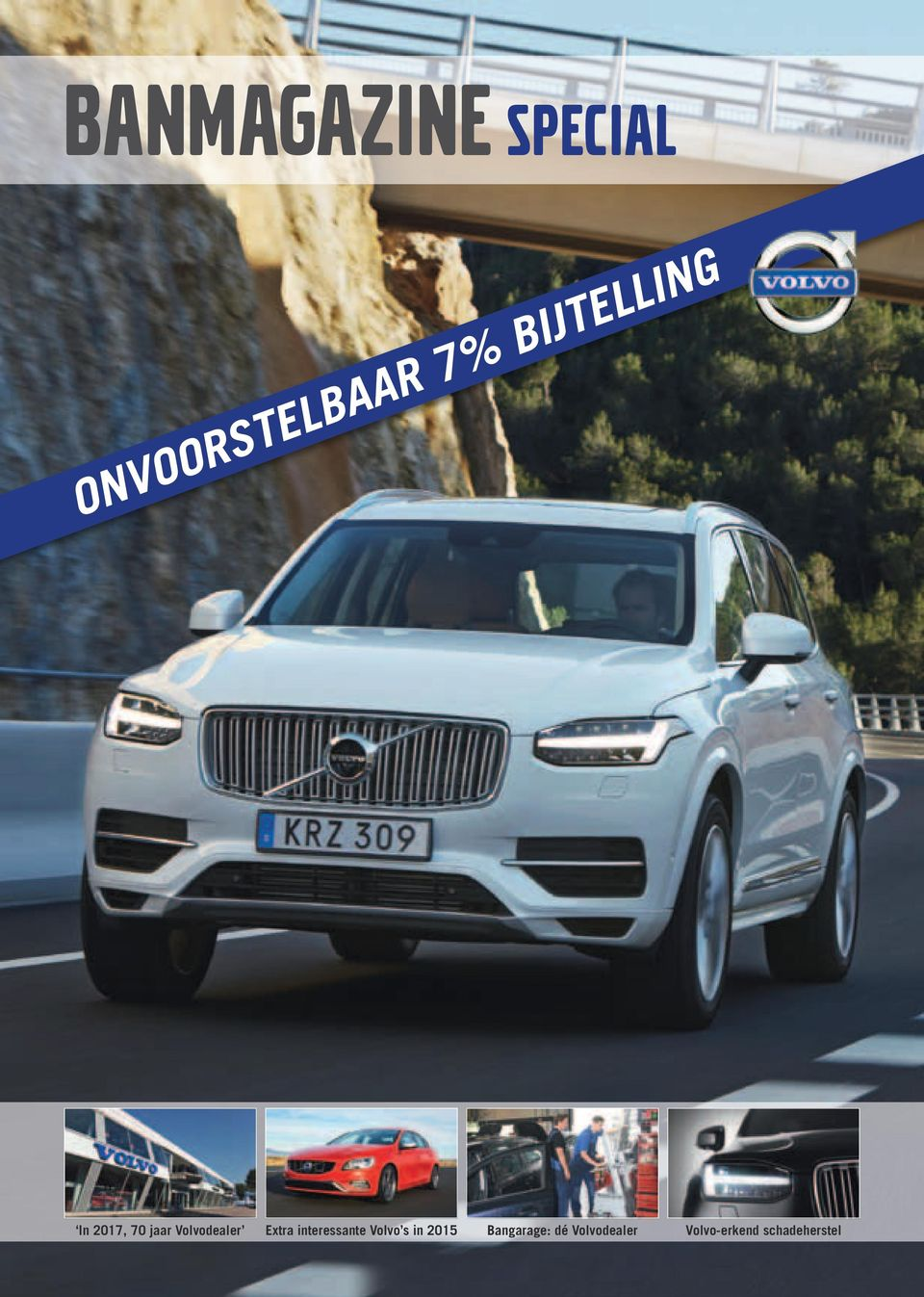 Extra interessante Volvo s in 2015