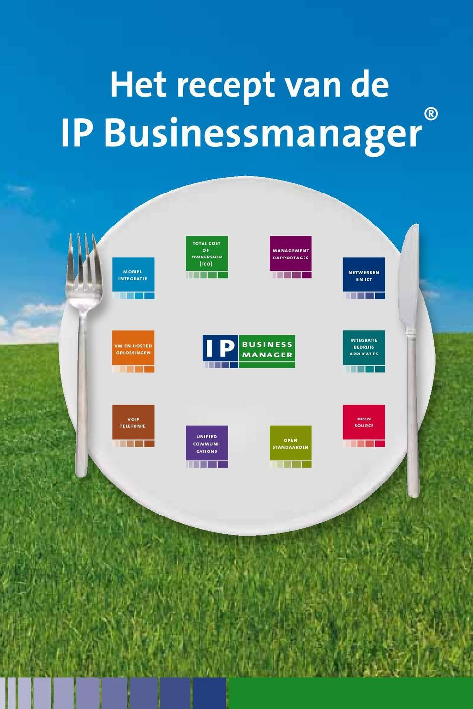 hosted oplossingen business manager integratie bedrijfs