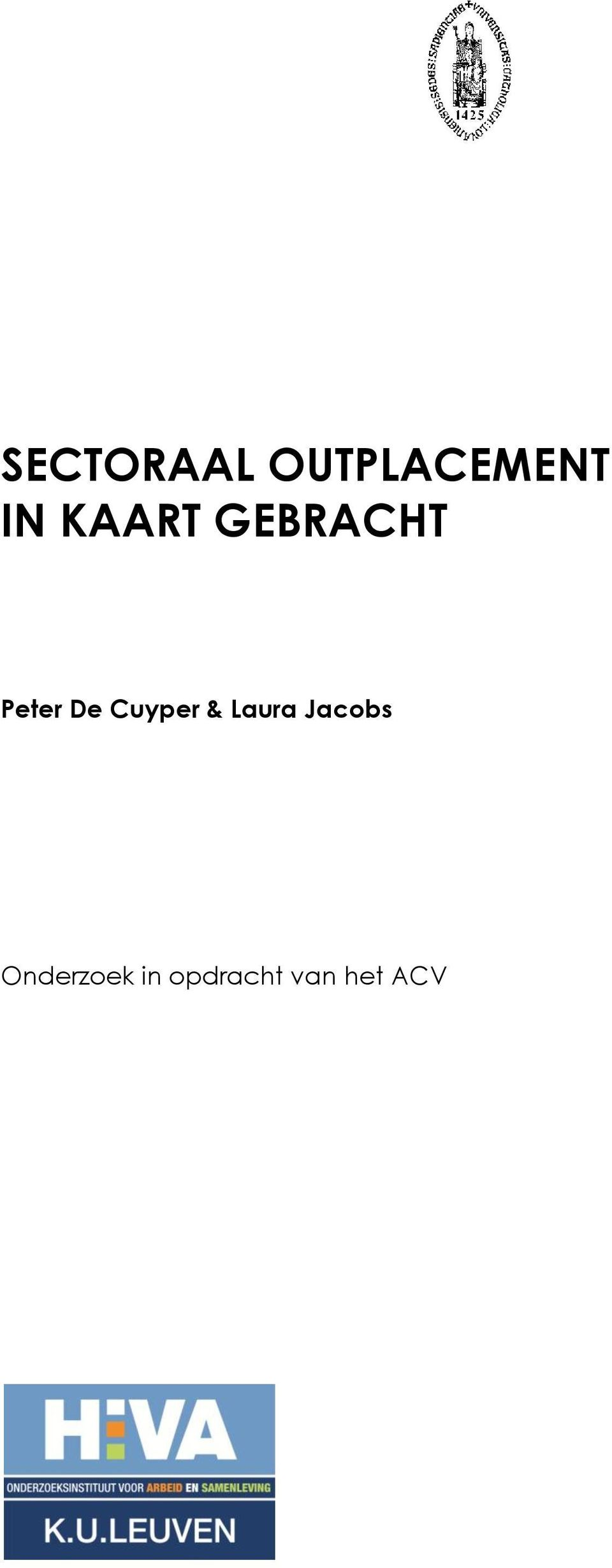 Cuyper & Laura Jacobs