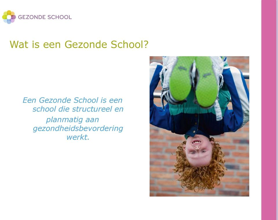 school die structureel en