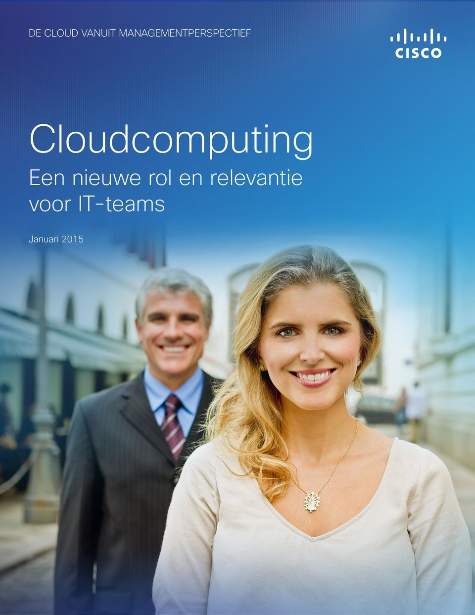 MANAGEMENTPERSPECTIEF Cloudcomputing Een