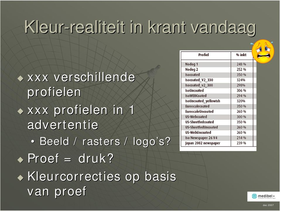 in 1 advertentie Beeld / rasters / logo s?