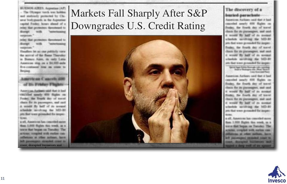 S&P Downgrades U.