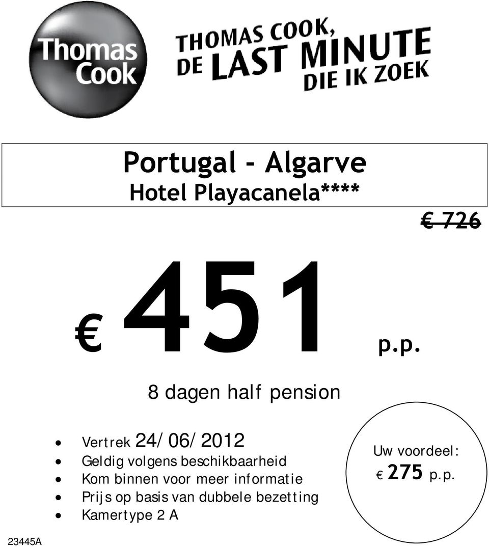 p. 726 8 dagen half pension