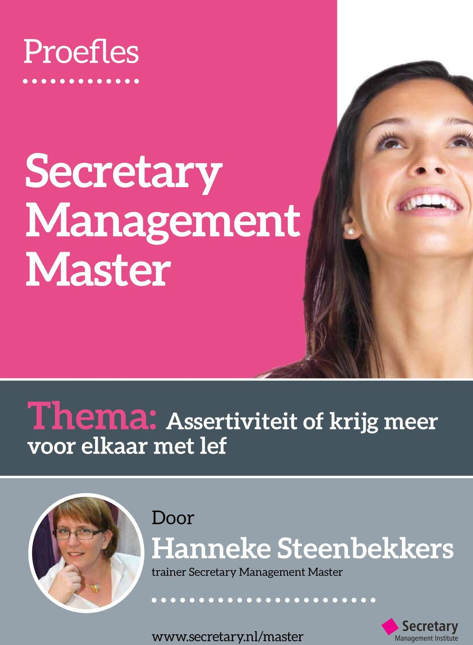 lef Door Hanneke Steenbekkers trainer