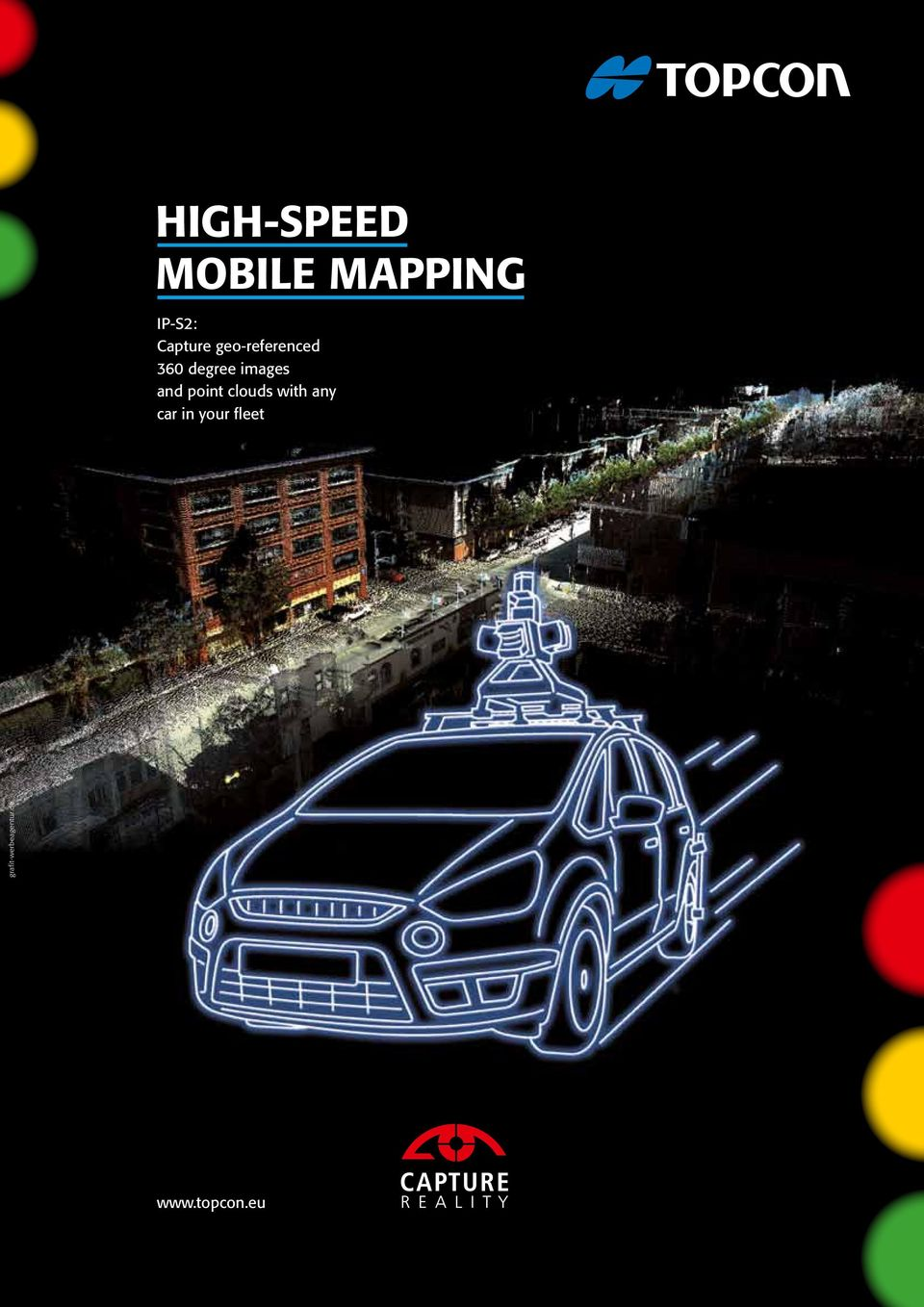images and point clouds with any car