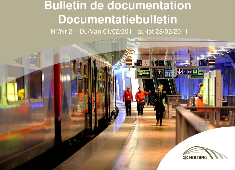 Documentatiebulletin