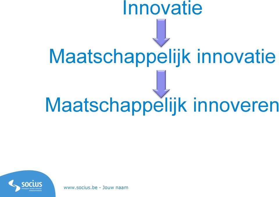 innovatie  innoveren