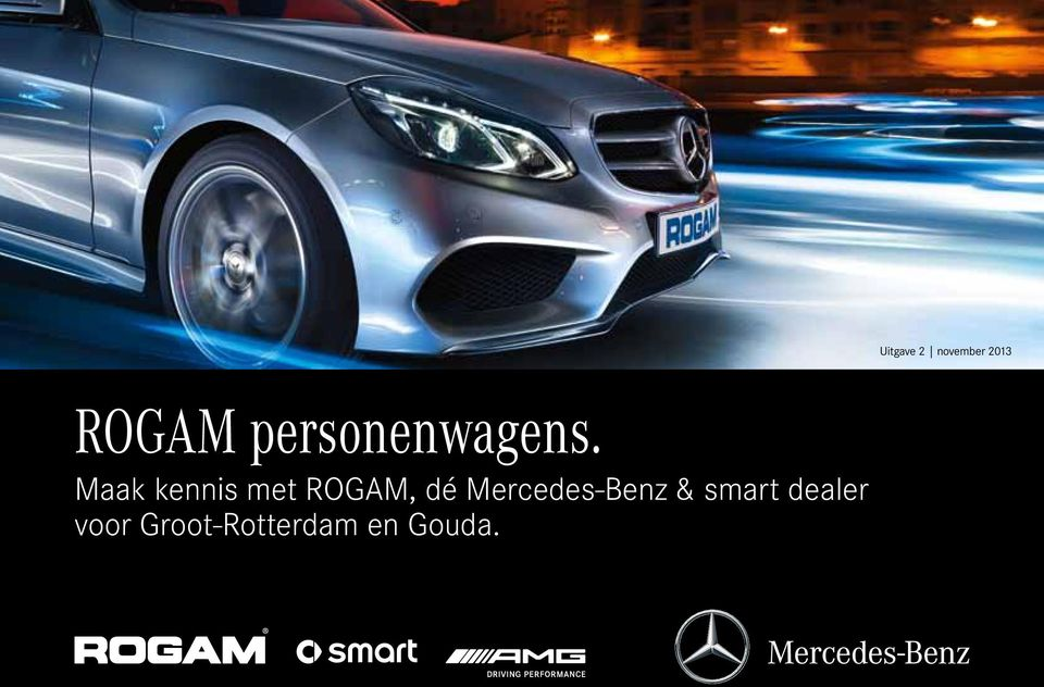 Mercedes-Benz & smart dealer