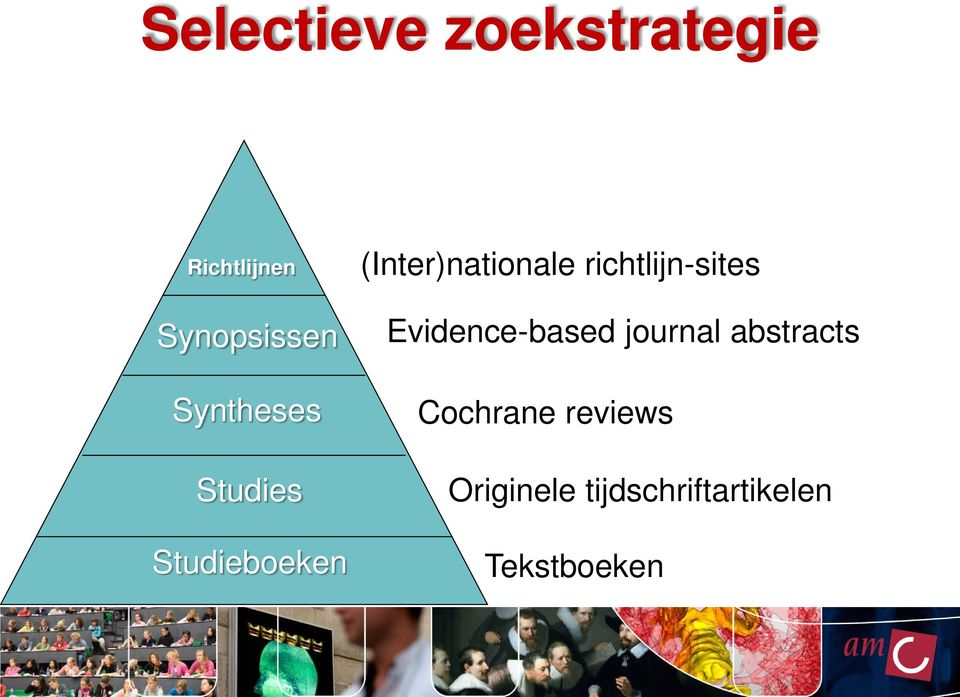 richtlijn-sites Evidence-based journal abstracts