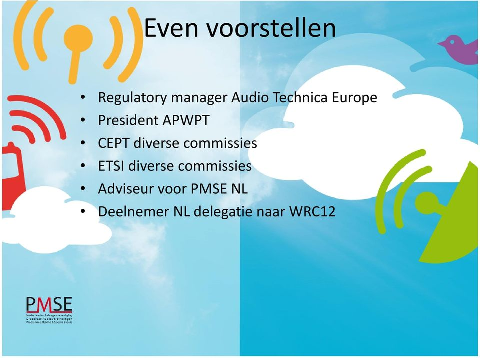 commissies ETSI diverse commissies Adviseur