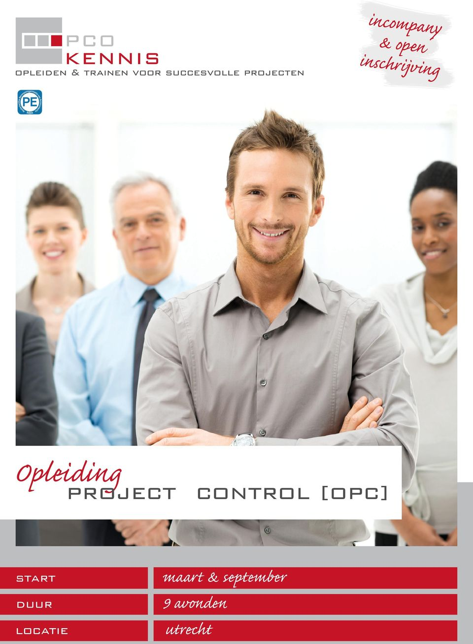 project control [opc] start
