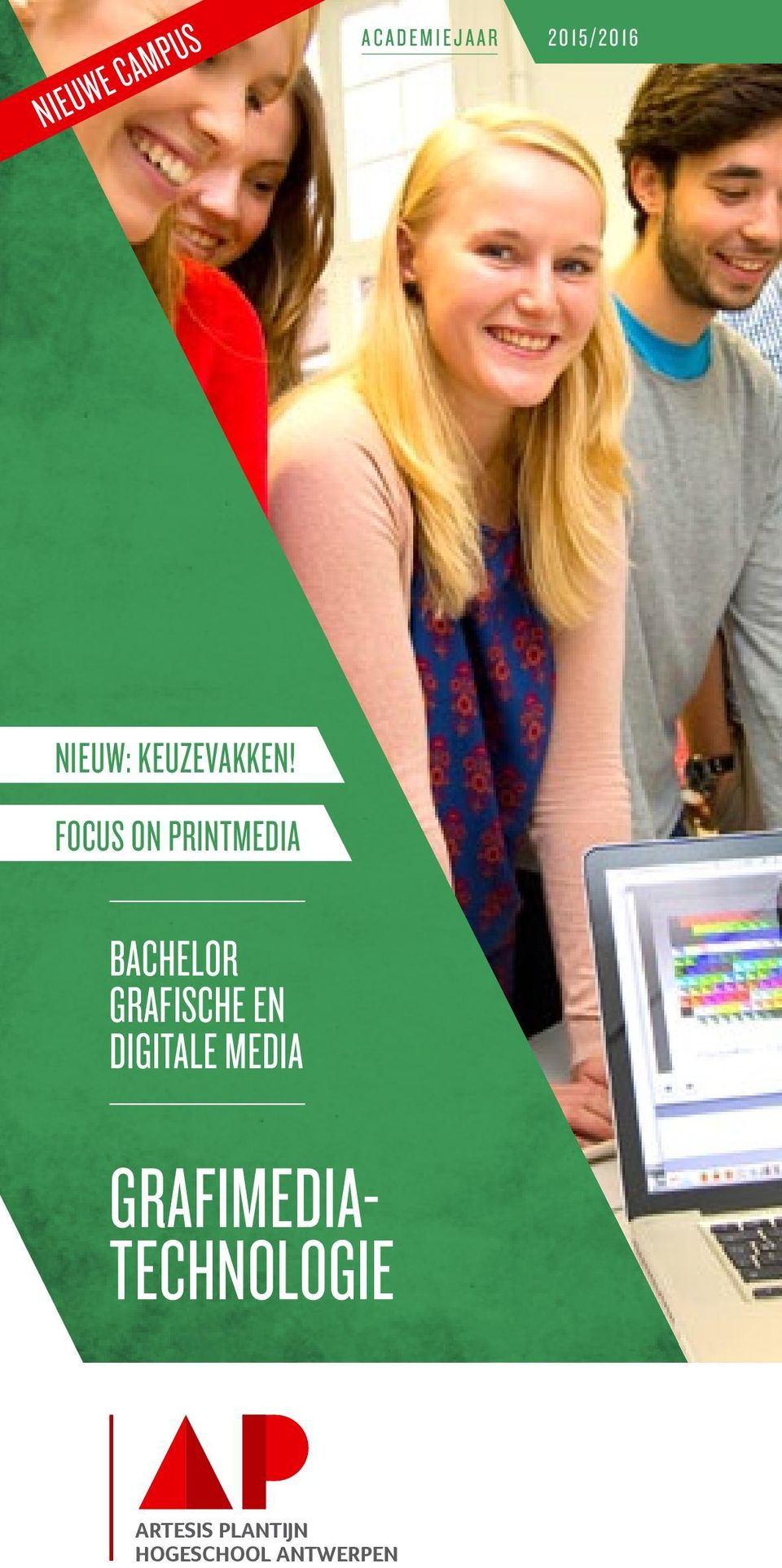 FOCUS ON PRINTMEDIA bachelor Grafische en
