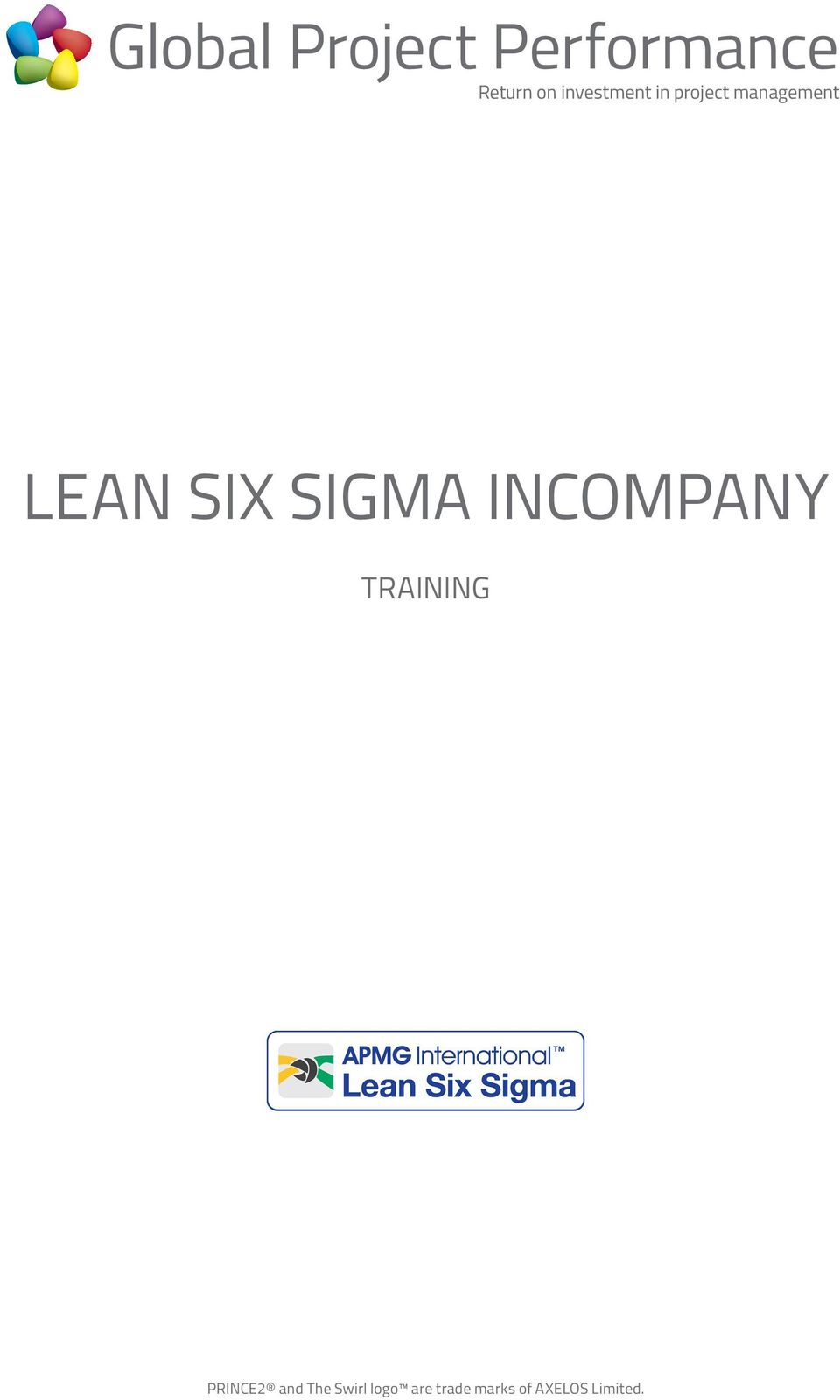 INCOMPANY TRAINING PRINCE2 and The