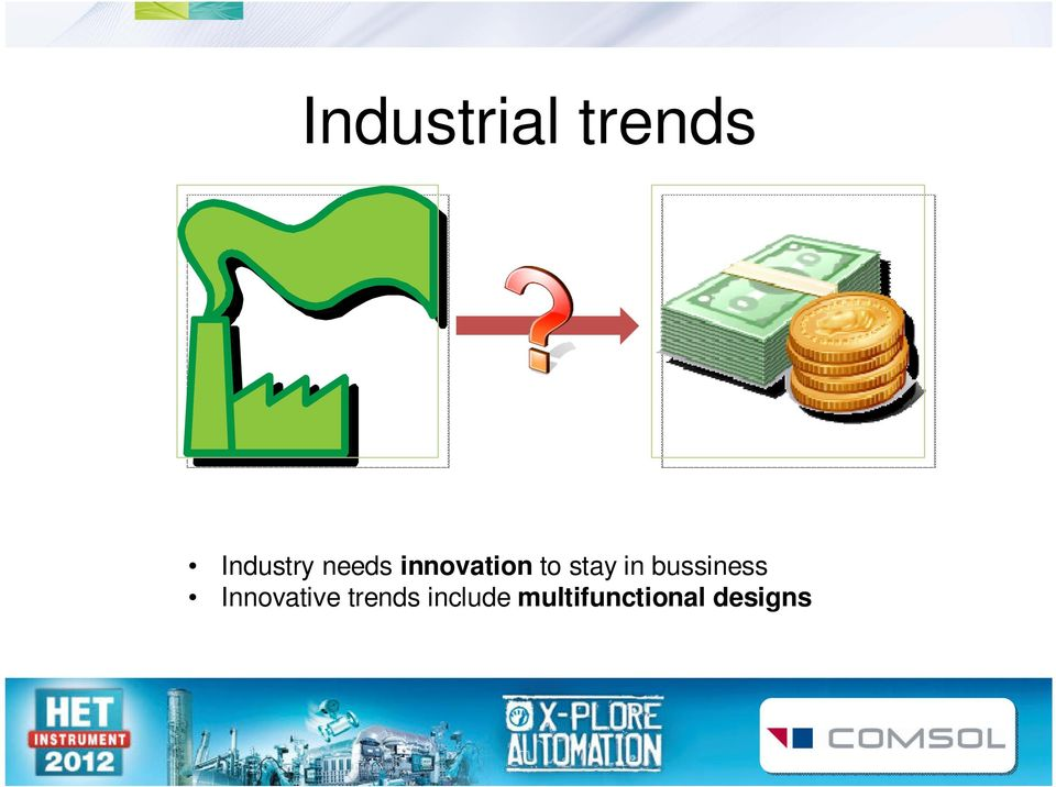 bussiness Innovative trends