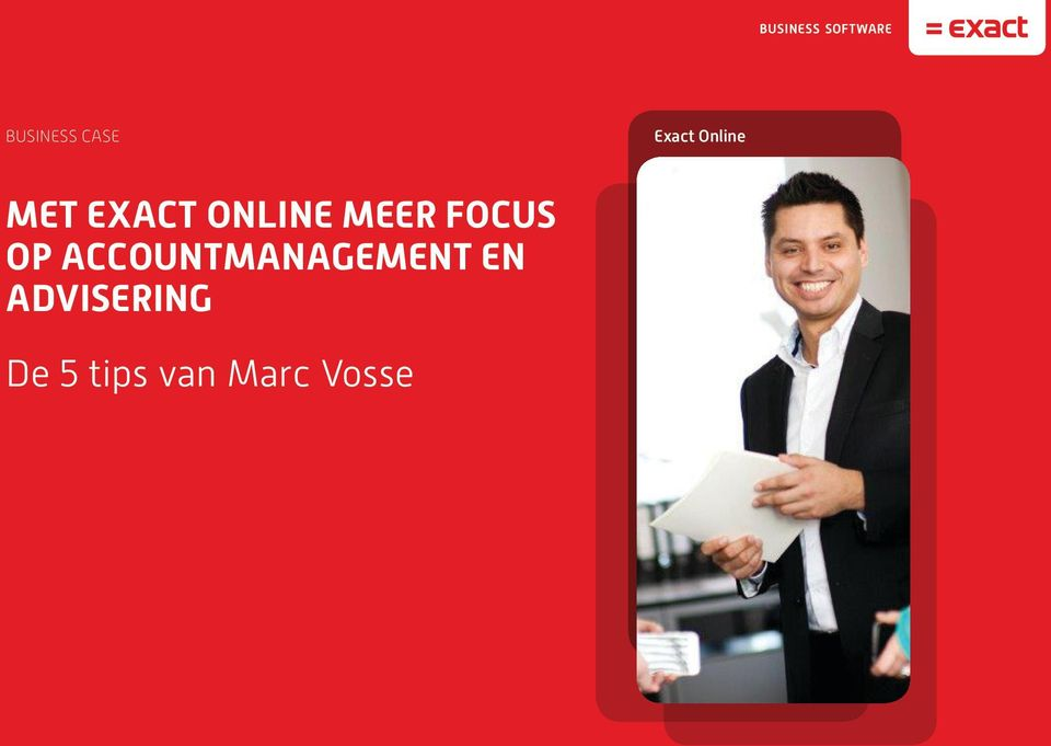 ACCOUNTMANAGEMENT EN ADVISERING