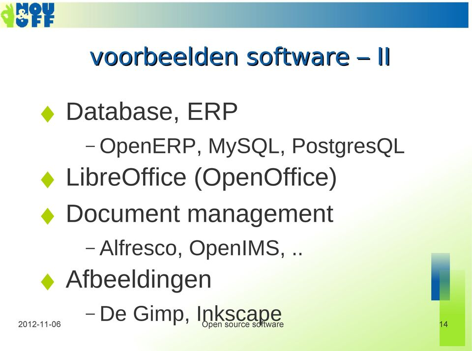 (OpenOffice) Document management