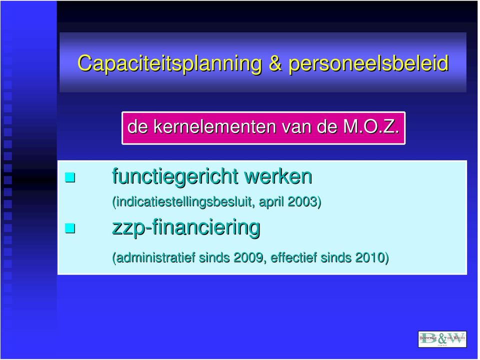(indicatiestellingsbesluit, april 2003)