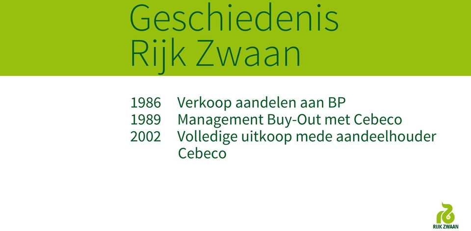 Management Buy-Out met Cebeco