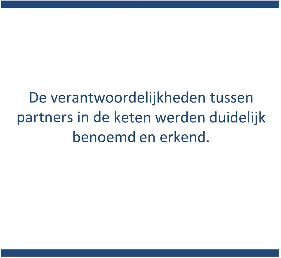 tussen partners in de