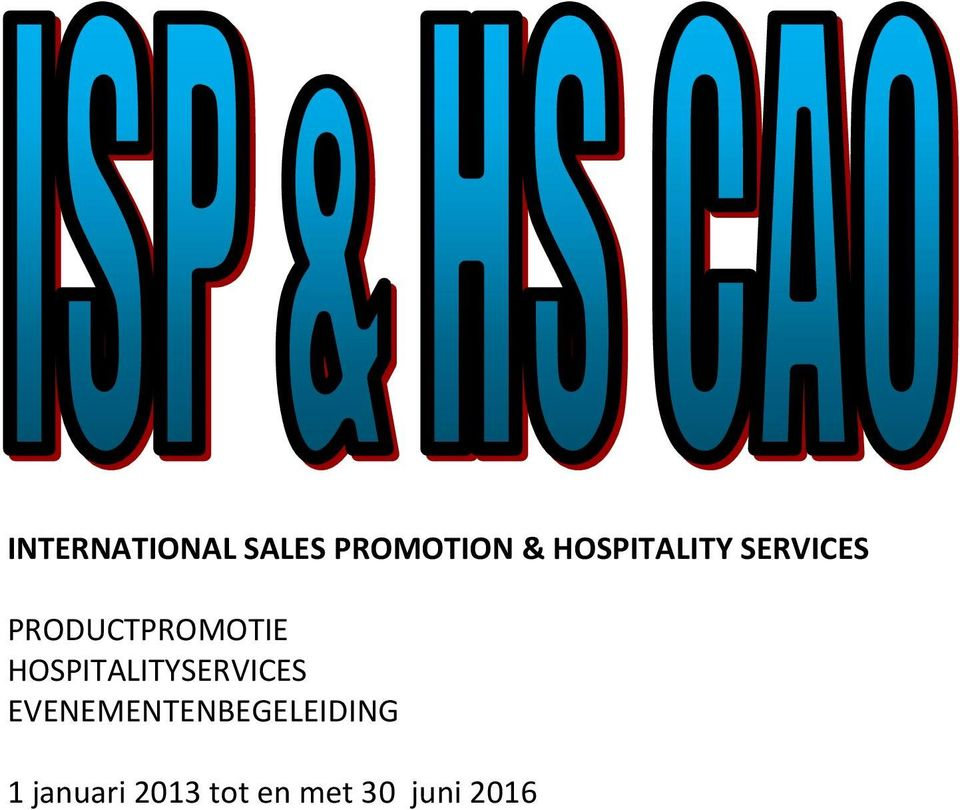 HOSPITALITYSERVICES