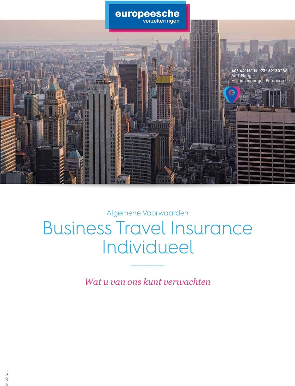 Voorwaarden Business Travel Insurance