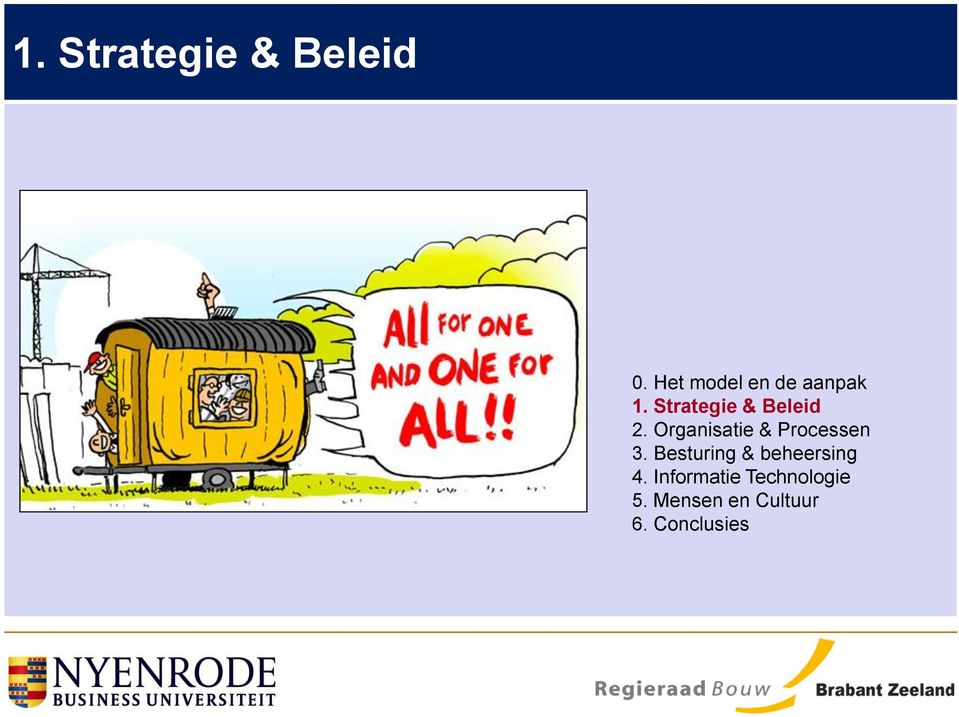 Strategie & Beleid 2.