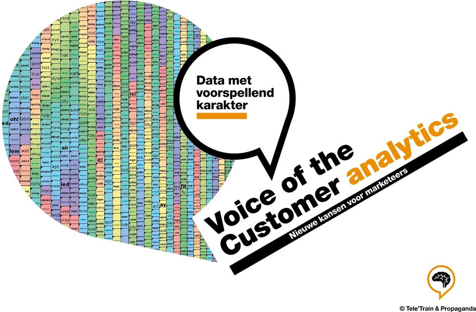 Customer analytics Nieuwe