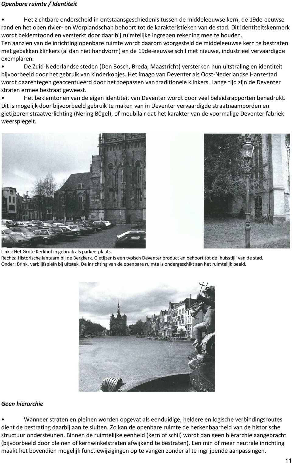 oude foto straten deventer